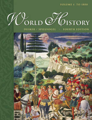 World History: To 1800 v.1 (Paperback)