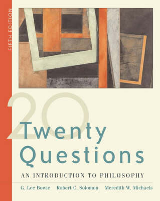 Twenty Questions: An Introduction to Philosophy (Paperback)