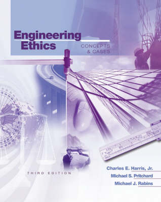 Eng Ethics Conc & Cases W/CD- (Paperback)