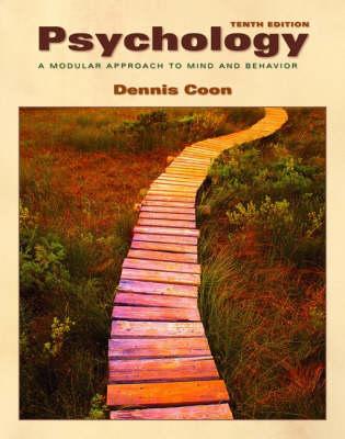 Psychology: A Modular Approach to Mind and Behavior (Book)