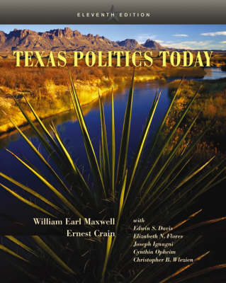 Texas Politics Today (Paperback)