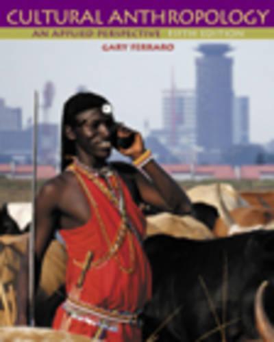 Cultural Anthroplogy W/CD 5e