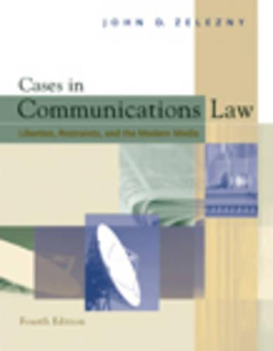 Cases in Communications Law (Paperback)