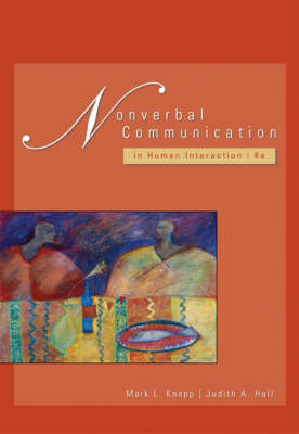Nonverbal Communication in Human Interaction (Paperback)