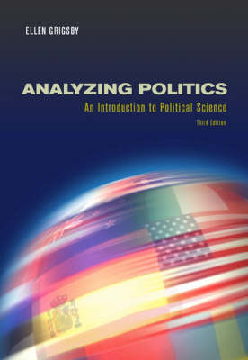 Analyzing Politics W/Info 3e (Paperback)