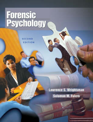 Forensic Psychology (Book)