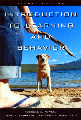 Learning and Behavior (Paperback)