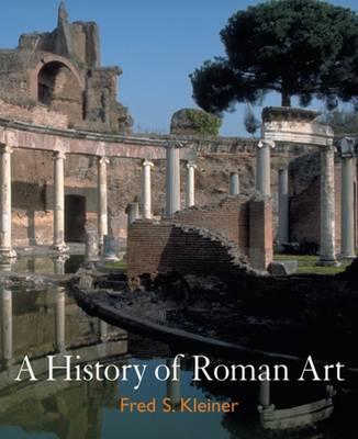 A History of Roman Art (Paperback)