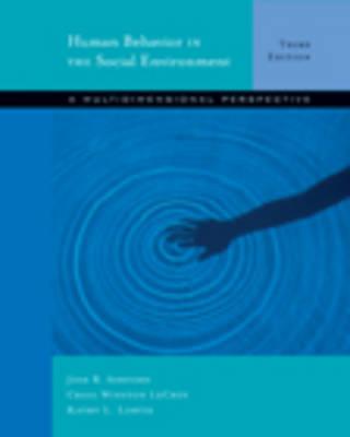 Human Behaviour in the Social Environment: A Multidimensional Perspective (Hardback)