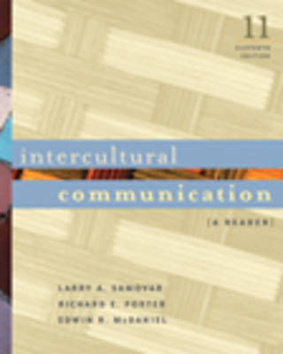 Intercultural Communication With Infotrac: A Reader (Paperback)