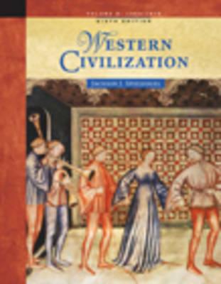 Western Civilization: 1300 to 1815 v.B (Paperback)