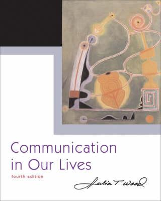 Comm in Lives W/CD Infotr 4e