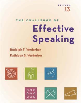Chal Eff Speak W/CD Info 13e