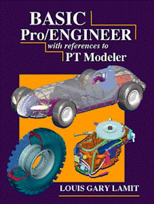 Basic Pro/Engineer with PT/Modeler (Paperback)