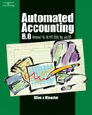 Automated Accounting 8.0 (Hardback)