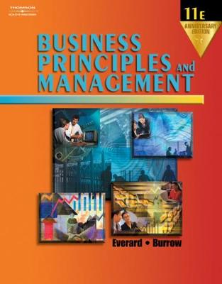 Business Principles and Management, Anniversary Edition (Hardback)