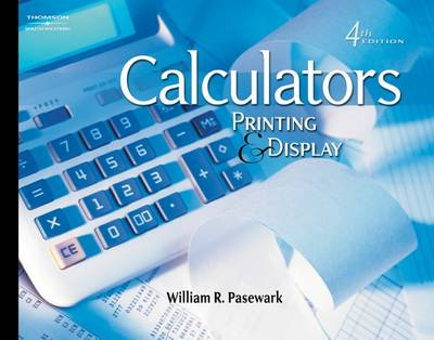Calculators: Printing and Display (Spiral bound)