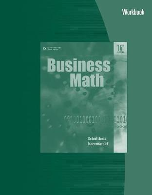 Act and SG Business Math 16e (Book)