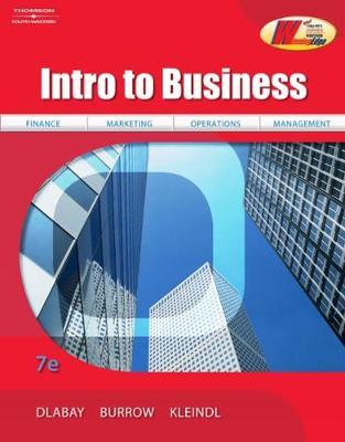 Intro to Business (Hardback)