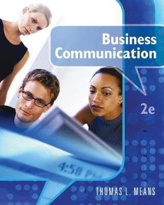 Business Communication (Hardback)