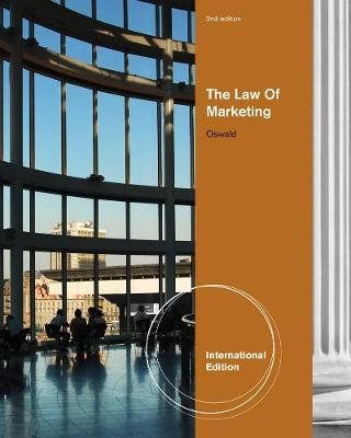 The Law of Marketing, International Edition (Paperback)