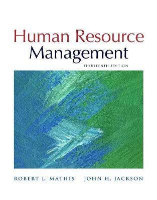 Human Resource Management (Hardback)