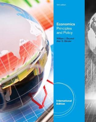 Economics: Principles and Policy, International Edition (Paperback)