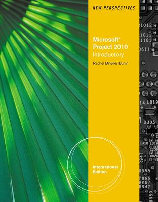New Perspectives on Microsoft Project 2010: Introductory (Paperback)