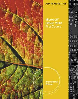 New Perspectives on Microsoft Office 2010, First Course (Paperback)