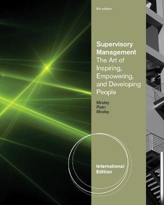 Supervision, International Edition (Paperback)