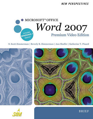 New Perspectives on Microsoft Office Word 2007, Brief - New Perspectives (Course Technology Paperback)