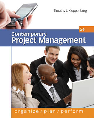 Contemporary Project Management (Hardback)