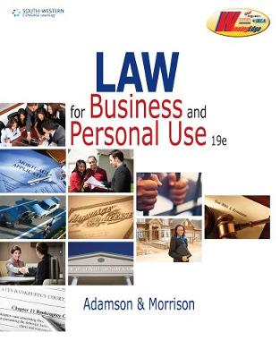 Law for Business and Personal Use (Hardback)