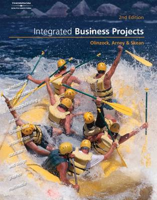 Integrated Business Projects: Student Edition (Hardback)