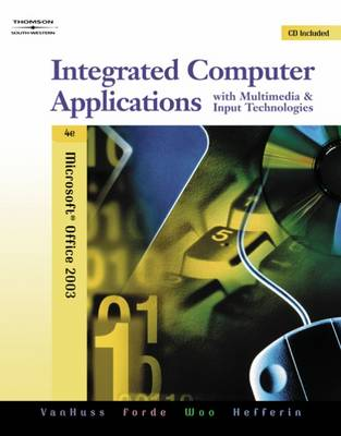 Integrated Computer Applications with Multimedia and Input Technologies