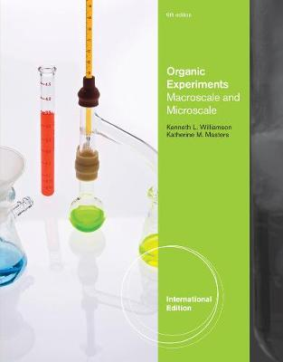 Organic Experiments: Macroscale and Microscale, International Edition (Paperback)