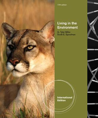 Living in the Environment, International Edition (Paperback)
