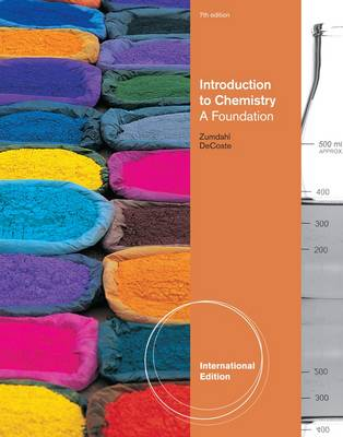 Introduction to Chemistry: A Foundation (Paperback)
