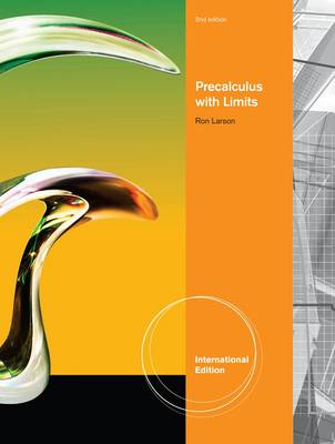 Precalculus with Limits (Paperback)