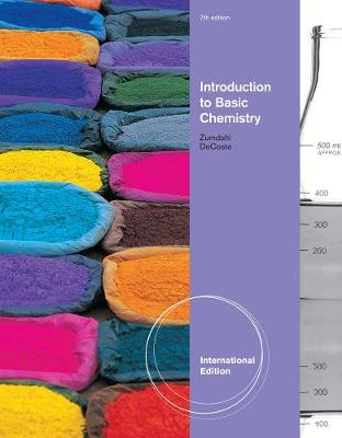Introduction to Basic Chemistry, International Edition (Paperback)