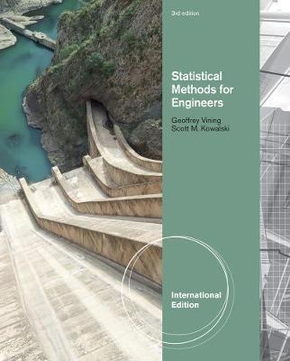 Statistical Methods for Engineers, International Edition (Hardback)