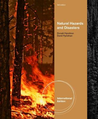 Natural Hazards and Disasters, International Edition (Paperback)