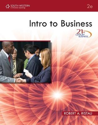 21st Century Business: Intro to Business (Paperback)