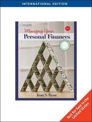 Managing Your Personal Finances, International Edition (Paperback)
