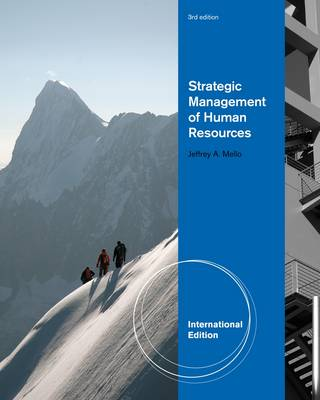 HRM Strategic Management of Human Resources (Paperback)