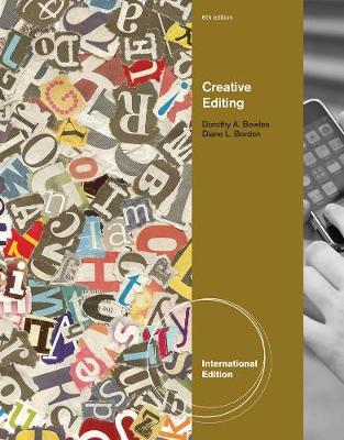 Creative Editing, International Edition (Paperback)