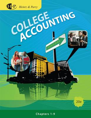 College Accounting, Chapters 1-9 (Paperback)