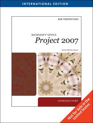 New Perspectives on Microsoft Project 2007 (Paperback)