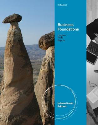 Business Foundations, International Edition (Paperback)