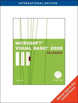Microsoft Visual Basic 2008: Reloaded (Paperback)